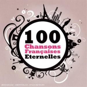 """Afficher """"100 Chansons françaises éternelles"""""""