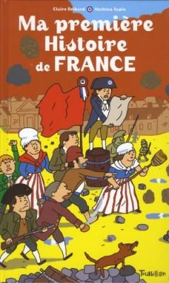 """Afficher """"Ma premiere histoire de france"""""""