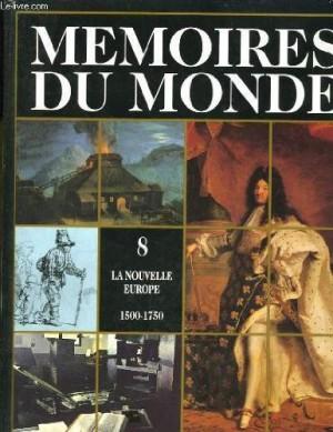 """Afficher """"Mémoires du monde n° 8 La nouvelle Europe"""""""