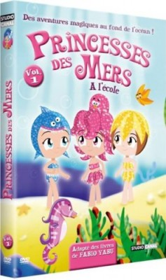 """Afficher """"Princesses des mers Princesses des mers à l'école"""""""