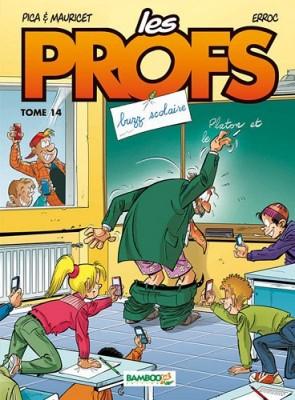 """Afficher """"Les profs n° 14 Buzz scolaire"""""""