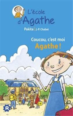 """Afficher """"L'école d'Agathe n° 1 Coucou, c'est moi Agathe !"""""""