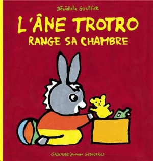 """Afficher """"L'âne Trotro n° 12 L'âne Trotro range sa chambre"""""""