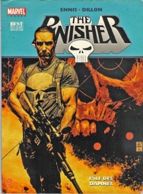 """Afficher """"The Punisher n° v6 île des damnés (L')"""""""