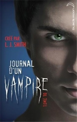 "Afficher ""Journal d'un vampire n° 10"""