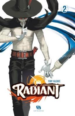 """Afficher """"Radiant n° 2 Tome 2"""""""