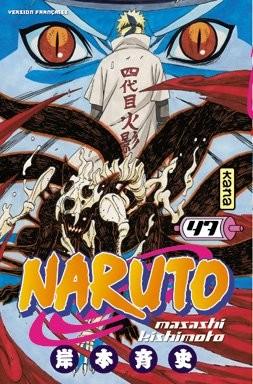 """Afficher """"Naruto n° 47"""""""