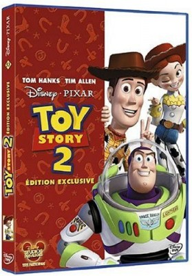 "Afficher ""Toy story Toy story 2"""