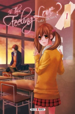 vignette de 'Is this feeling love ? n° 1 (Saki Aikawa)'