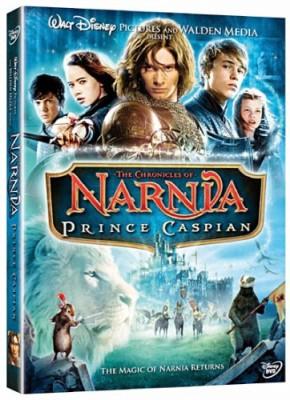 """Afficher """"Monde de Narnia (Le) n° 02 Monde de Narnia (Le) - Chapître 2 : Le prince Caspian"""""""