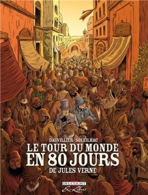 """Afficher """"Le tour du monde en 80 jours - Intégrale"""""""