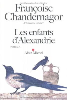 """Afficher """"La reine oubliée Les enfants d'Alexandrie"""""""