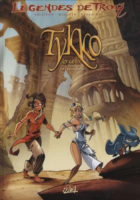 """Afficher """"Troy (les mondes de) Tykko des sables 2"""""""