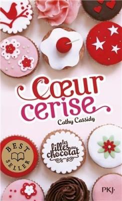 """Afficher """"Les filles au chocolat -- Romans n° 1 Coeur cerise"""""""