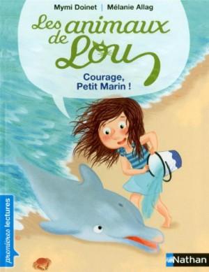 """Afficher """"Les animaux de Lou Courage, petit marin !"""""""