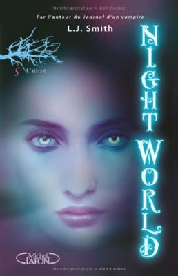 "Afficher ""Night world n° 5 L'élue"""
