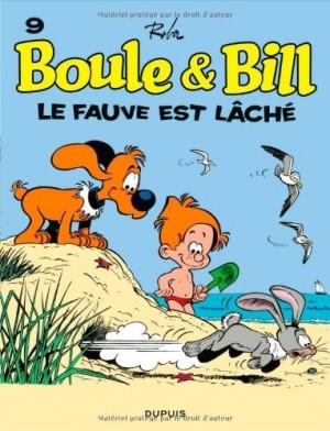 """Afficher """"Boule & Bill n° 9 Le fauve est lâché"""""""
