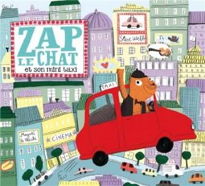 """Afficher """"Zap le chat et son mini taxi"""""""