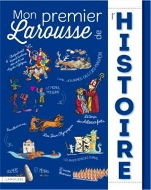 """Afficher """"Mon premier Larousse de l'histoire"""""""