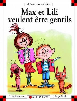 """Afficher """"Max et Lili n° 98 Max et Lili veulent être gentils"""""""