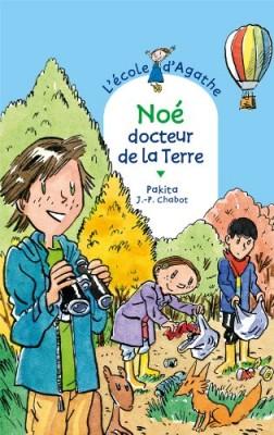 """Afficher """"L'Ecole d'Agathe n° 61 Noé docteur de la terre"""""""