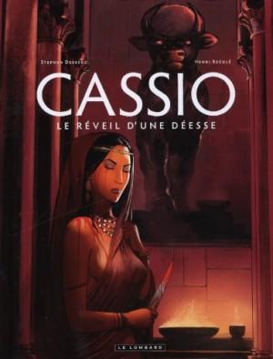 """Afficher """"Cassio n° 7 Le réveil d'une déesse"""""""