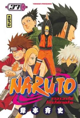 """Afficher """"Naruto n° 37"""""""