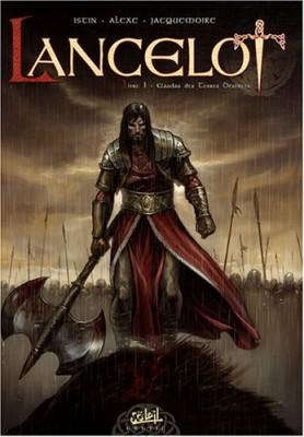 """Afficher """"Lancelot n° 1 Claudas des terres désertes"""""""