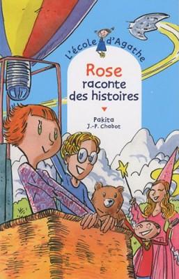 """Afficher """"L'Ecole d'Agathe n° 58 Rose raconte des histoires"""""""