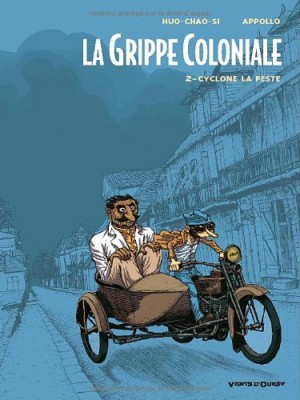 "Afficher ""La grippe coloniale n° 2 Cyclone la peste"""
