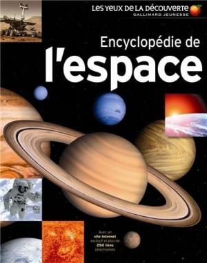 """Afficher """"Encyclopédie de l'espace"""""""