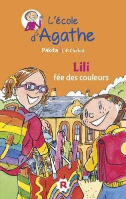 """Afficher """"L'école d'Agathe n° 13 Lili fée des couleurs"""""""