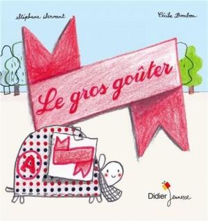 vignette de 'Le gros goûter (Stéphane Servant)'