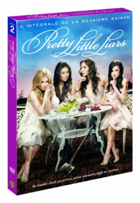 "Afficher ""Pretty Little Liars n° 2 Pretty little liars - Saison 2"""