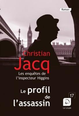 """Afficher """"Les enquêtes de l'inspecteur Higgins Le profil de l'assassin"""""""