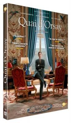 vignette de 'Quai d'Orsay (Bertrand Tavernier)'