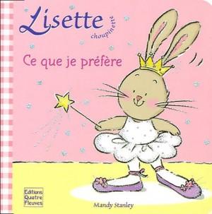 """Afficher """"Lisette ChoupinetteCe que je préfère"""""""