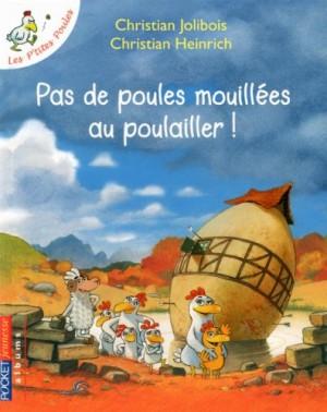 """Afficher """"Les p'tites poulesPas de poules mouillées au poulailler !"""""""