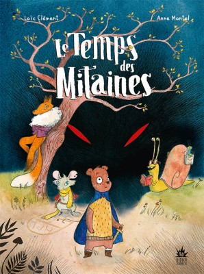 vignette de 'Le temps des mitaines n° 1 (Loïc Clément)'