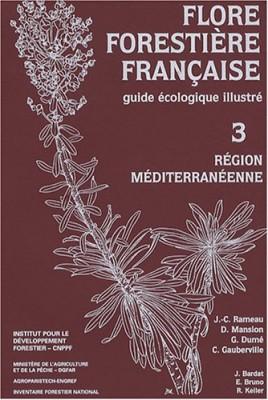 """Afficher """"Flore forestière française n° 3"""""""