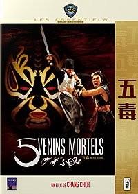 """Afficher """"Cinq venins mortels"""""""