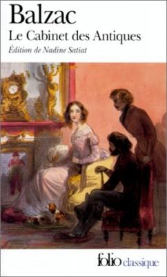 """Afficher """"Le cabinet des antiques"""""""