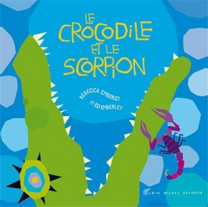 """Afficher """"Le crocodile et le scorpion"""""""