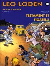 "Afficher ""Léo Loden n° 10 Testament et Figatelli"""