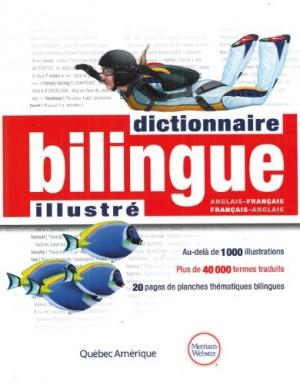 """Afficher """"Dictionnaire bilingue illustré"""""""