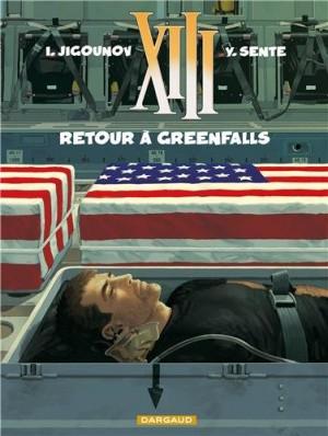 "Afficher ""XIII cycle 1 n° 22 Retour à Greenfalls"""