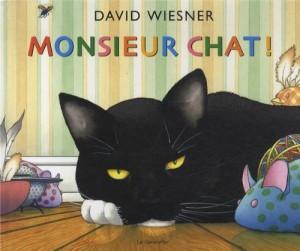 vignette de 'Monsieur Chat ! (David Wiesner)'