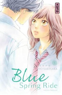 """Afficher """"Blue Spring Ride n° 5 Blue spring ride"""""""