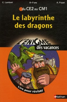 "Afficher ""Le labyrinthe des dragons"""