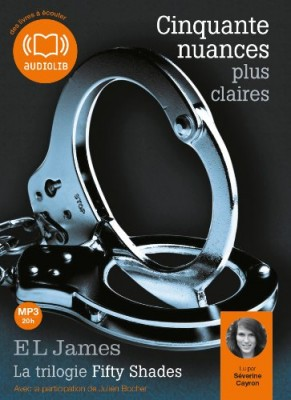 "Afficher ""Fifty shades n° 3 Cinquante nuances plus claires"""